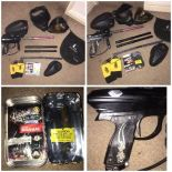 Paintball Clothing/Protective Gear/Marker etc