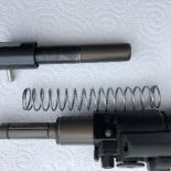 Milsig M17 SMG, 5 Tempest mags and extras