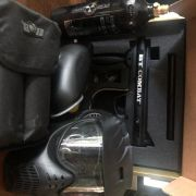 BT Combat Paintball Marker And Mask And Accessories