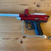 Piranha R6 Paintball Gun