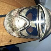 Valken anti fog paintball mask