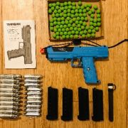 Tippmann Tipx Tpx Marker and Accessories