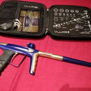 DLX LUXE ICE PAINTBALL MARKER RRP £1,080.00