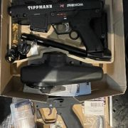 Tippmann X7 Phenom Mint Condition with Loads of Extras