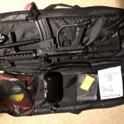 Blackhawk paintball gun comes with everything