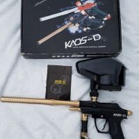 Paintball Gun bundle (Mini Invert, AZODIN KAOS-D PAINTBALL)