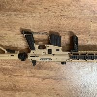 Sierra one tactical tan/black