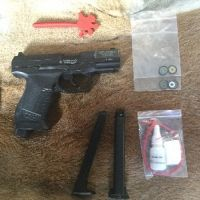 Rap4 RAM Walter P99 .43 calibre PAINTBALL PISTOL