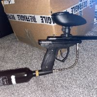 Paint ball gun 50.cal