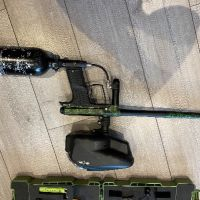 Eclipse ETHA 1 with halo too hopper and 3000psi bottle