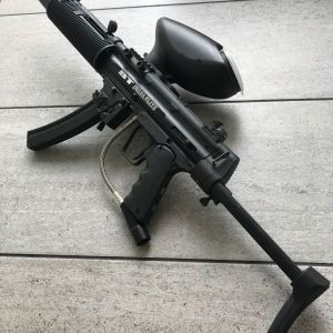 Empire BT Delta Elite Electronic - Ripclip apex barrel