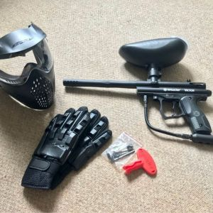 Spyder Victor Paintball Gun - Perfect all-rounder for beginners
